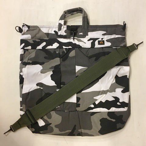 【uscountrystore】-  BIRDIE'S COLLECTIONBAG, FLYER'S, HELMET, by ALPHA INDUSTRIES, INC., 1998 Special Edition, Made in USA