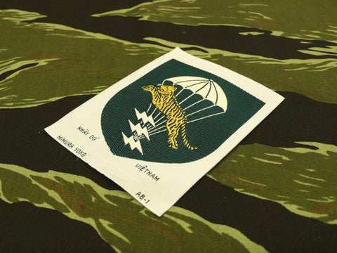 【uscountrystore】-  MIMURA YOKO2019 ARVN AIRBORNE LLDB WOVEN PATCH