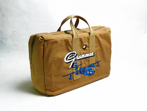 【uscountrystore】-  MIMURA YOKOThe EASTMAN AVIATOR'S KIT BAG AN 6505-1  TYPE 4