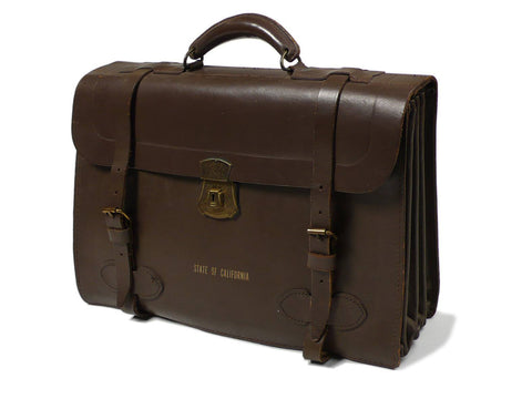 【uscountrystore】-  BIRDIE'S COLLECTIONSTATE OF CALIFORNIA BRIEF CASE