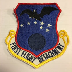 【uscountrystore】-  MIMURA YOKOUSAF RoCAF C-123 FIRST FLIGHT DETACHMENT PATCH