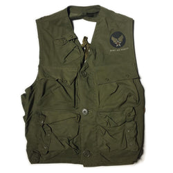 【uscountrystore】-  BIRDIE'S COLLECTIONAAF NOS C-1 VEST, BRESLEE MFG. CO.