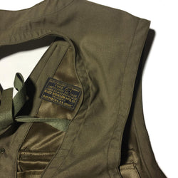 【uscountrystore】-  BIRDIE'S COLLECTIONAAF C-1 Vest, Reproduction by Buzz Rickson's