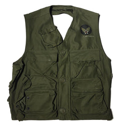 【uscountrystore】-  BIRDIE'S COLLECTIONAAF NOS C-1 Vest, CAPPEL-MacDONALD & CO.
