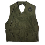 【uscountrystore】-  BIRDIE'S COLLECTIONAAF Vintage C-1 Vest, CAPPEL McDONALD & Co.