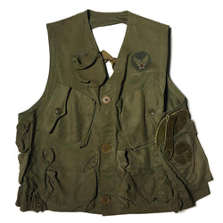 【uscountrystore】-  BIRDIE'S COLLECTIONAAF Vintage C-1 Vest, LITE MANUFACTURING COMPANY
