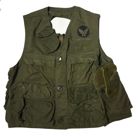 【uscountrystore】-  BIRDIE'S COLLECTIONAAF NOS C-1 Vest, SEARS, ROEBUCK AND CO. PHILADELPHIA, PA