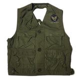 【uscountrystore】-  BIRDIE'S COLLECTIONAAF NOS Vintage C-1 Vest, SEARS, ROEBUCK AND CO.