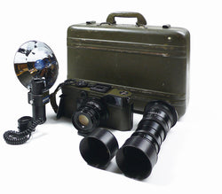 【uscountrystore】-  BIRDIE'S COLLECTIONSTILL PICTURE CAMERA SET KS-6(1) U. S. ARMY
