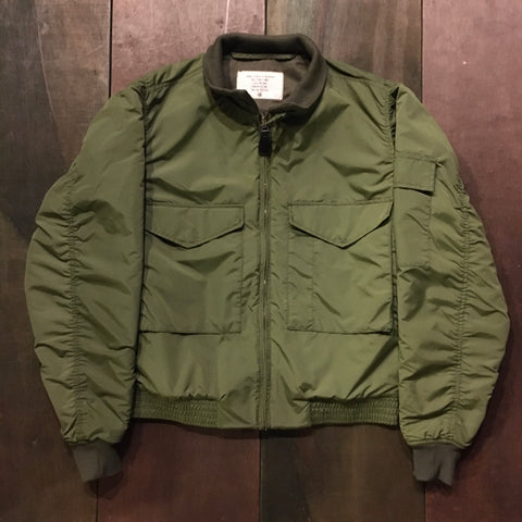 【uscountrystore】-  HOUSTONHOUSTON - US NAVY /USMC WEP G-8 FLIGHT JACKET  #55090 V Cuff