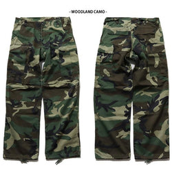 HOUSTON -  BDU PANTS #1015-001 BDU 野戰長褲