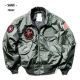HOUSTON CWU-36/P FLIGHT JACKET 2nd [MOVIE] MODEL #51136