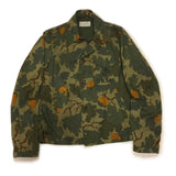 【uscountrystore】-  BIRDIE MADEBIRDIE MADE A-2 DECK JACKET, MITCHELL PATTERN, USED SAMPLE