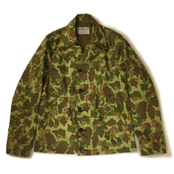 【uscountrystore】-  BIRDIE MADEBIRDIE MADE N-4 DECK JACKET, FROGSKIN PATTERN, TEST SAMPLE