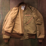 【uscountrystore】-  BIRDIE MADEBIRDIE MADE L-2 Flight Jacket, 1944 Model, Used Sample