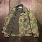 BIRDIE MADE A-2 DECK JACKET, MITCHELL PATTERN, TEST SAMPLE