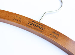 【uscountrystore】-  TROPHY CLOTHINGTAILOR SHIRTS HANGER