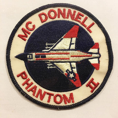 【uscountrystore】-  MIMURA YOKOUS NAVY F-4 PHANTOM PATCH