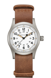 【uscountrystore】-  HAMILTON WATCHHAMILTON KHAKI FIELD MECHANICAL-White Dial