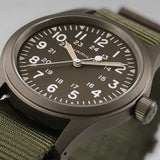 【uscountrystore】-  HAMILTON WATCHHAMILTON KHAKI FIELD MECHANICAL-Vintage Dial