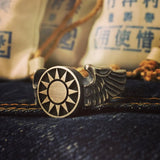 【uscountrystore】-  MIMURA YOKORoCAF 空軍國徽戒指 Pilot Flying Wing Ring