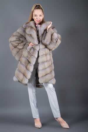 Russian Sable Coat Lavanda