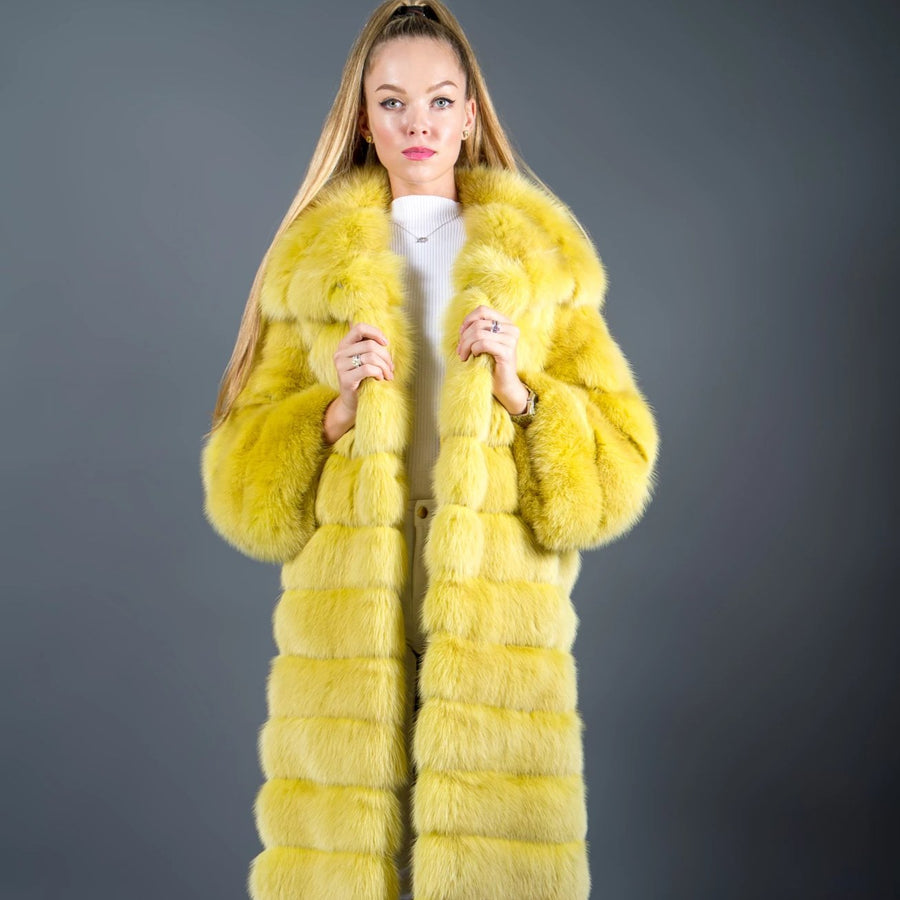 Russian Sable Coat