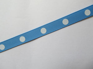 Single Spot Grosgrain Ribbon