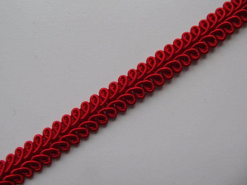 10mm Silky Scroll Braid