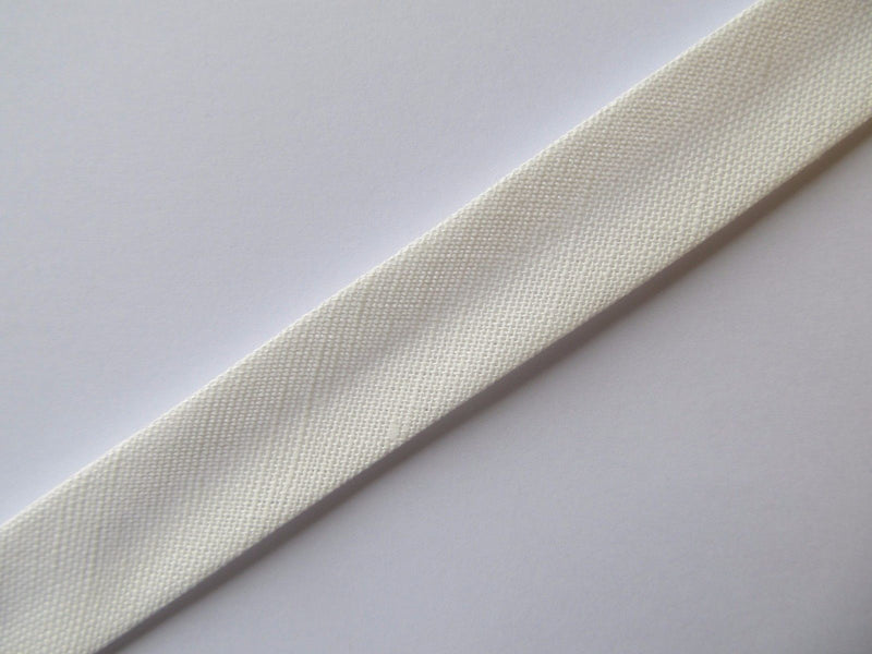 Linen and Cotton Bias Binding