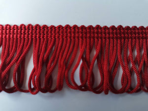 30mm Chainette Loop Fringe