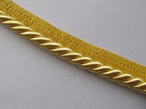 8mm Thick Silky Furnishing Cord with Flange