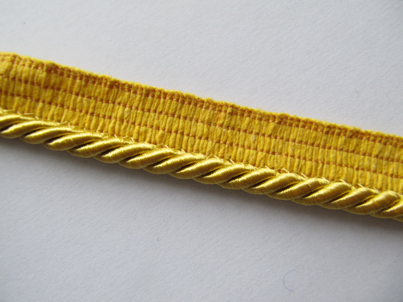 5mm Silky Furnishing Cord with Flange