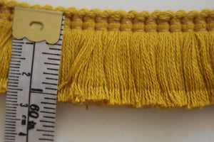 30mm Cotton Brush Fringe