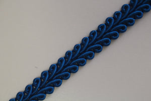 Premium 9-10mm Scroll Braid - 35 Colours