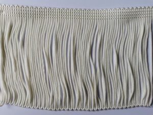80mm Chainette Loop Fringe - 11 Colours Available