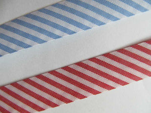 Candy Stripe Bias Binding