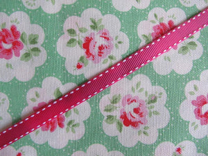 10mm Stitched Ribbon