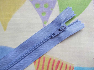 "Closed End Zip - 18"" (45cm)"