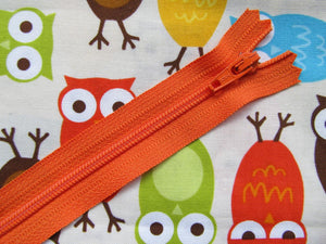 "Closed End Zip - 14"" (35cm)"
