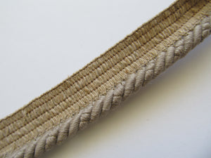 6mm Flanged Cotton Furnishing Cord