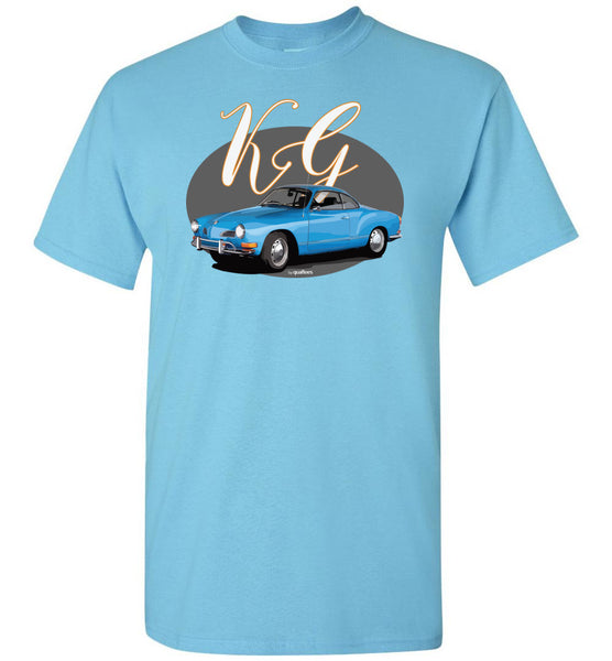 Legends - VW KG - Unisex/Men/Children Cotton T-Shirt