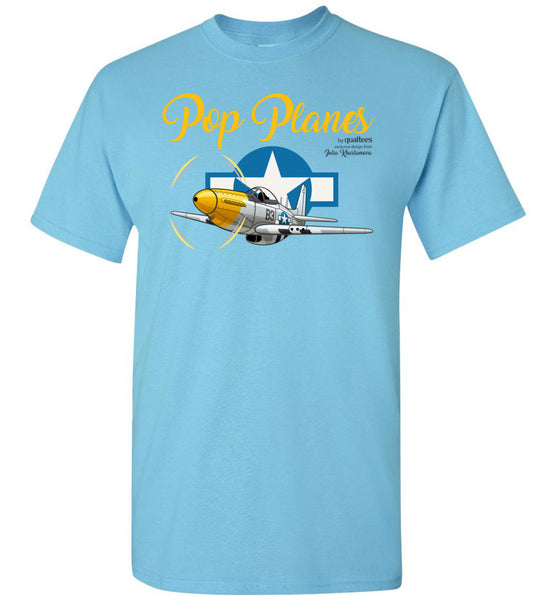 Páirceanna Pop - Mustang - Unisex / Men / Kids Cotton T-Shirt