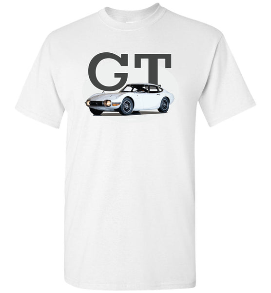 Legends - 2000 GT - Unisex / Men / Children Cotton T-Shirt