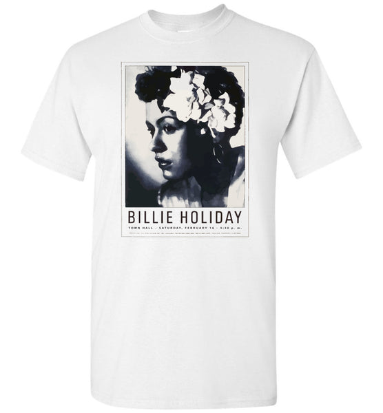 Plakat Billie Holiday Show - Unisex / Men / Children Cotton T-Shirt