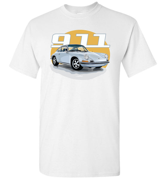 Legends - 911T - Unisex / Heren / Kinderen katoenen T-shirt