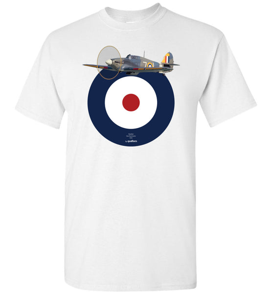 Seconda Guerra Mondiale - Hawker Sea Hurricane - Cotton T-Shirt