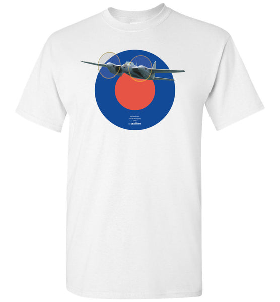 WWII - DH.98 Mosquito - Cotton T-shirt