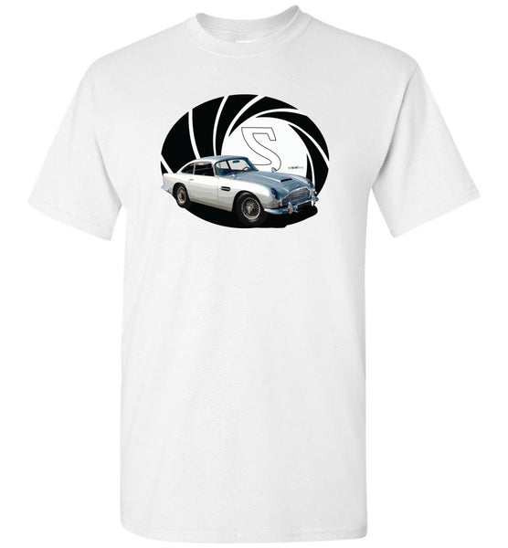 Legends - DB5 - Unisex / Men / Children Cotton T-Shirt