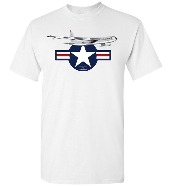 Legendary Jet sprengjuflugvélar - B-52 Stratofortress - Cotton T-skyrta